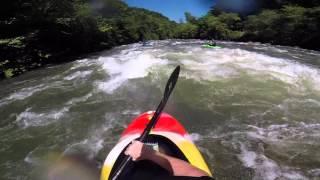 Ocoee River kayaking Tennessee 2