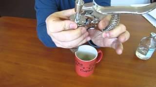 Шприц револьверного типа полуавтомат - Хорошун и Ко