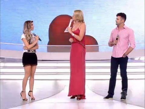 #ArquivoTP Jogo da Afinidade: Flavia Viana e Fernando Justin
