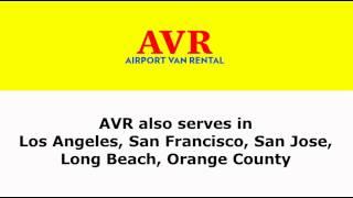 Airport Van Rental Solutions in Las Vegas -