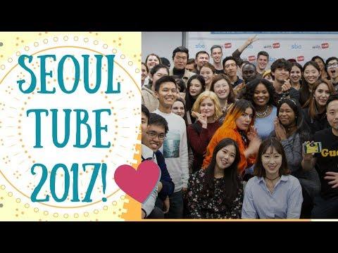 SEOULTUBE 2017 | LIFE IN KOREA VLOG | ARIELAMAZINGGDAY