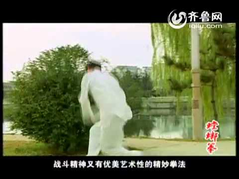 Praying Mantis Boxing - Documentary (Yantai, Shandong)
