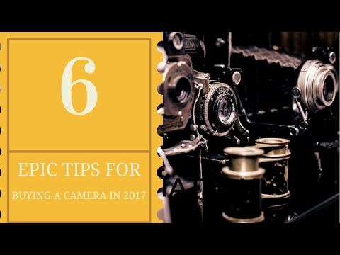 The Indie Filmmaker's Guide for Buying a Camera in 2017