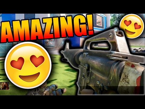 THE NEW M16 is OVERPOWERED?! Black Ops 3 M16 GAMEPLAY!! (BO3 New DLC M16)
