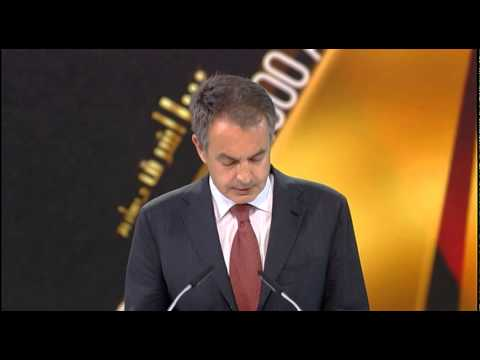 Speech by Jose Louis Rodriguez Zapateroat at Paris Iranian gathering for democratic change 2014