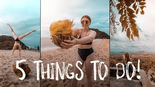 5 Things To Do In KOH PHANGAN 2018! *NOT FULL MOON PARTY*