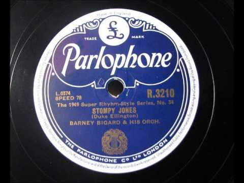 STOMPY JONES by Barney Bigard and his Orchestra