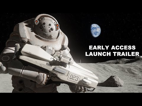 ExoCorps Early Access Trailer