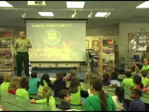 How-To: Smokey Bear Programs with the Florida Forest Service