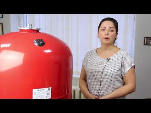 Принцип работы расширительного бака отопления