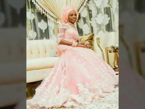Stunning African Wedding Gowns, African Fashion: Bride & Groom