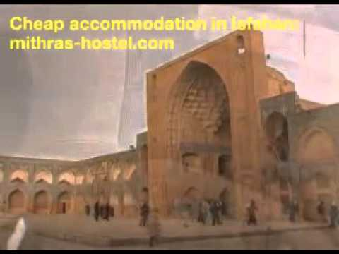 Congregational Mosque (Places to visit in Isfahan, Iran)