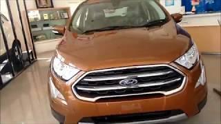 2018 New Ford EcoSport Canyon Ridge Colour Titanium + Interior and Exterior Walkaround !