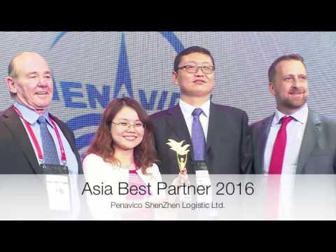 Award Dinners -  WCA Conference Week 2017