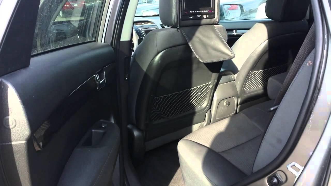 2017 Kia Soo Lx V6 7 Seater Video For Matt D Georgetown