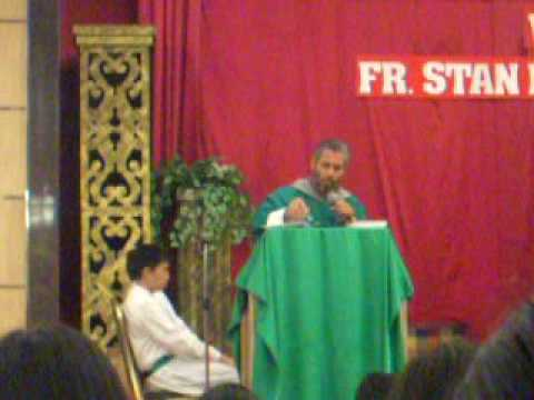 Set Free Youth Rally With Fr.Stan Fortuna 2009 (Day 1)