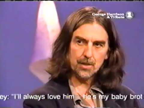 George Harrison VH1 last public interview