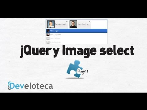Plugin - jQuery Image Select dropdown - YouTube