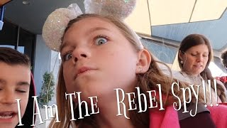I Am The Rebel Spy!!!