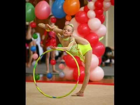 Rhythmic Gymnastics Music: I can't wait to be king