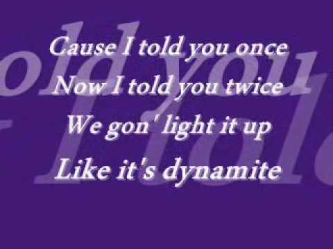 dynamite taio cruz ... karaoke instrumental ..xD.wmv