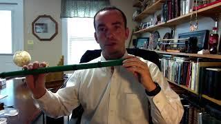 Let's Talk about My PVC Low D Irish Flute