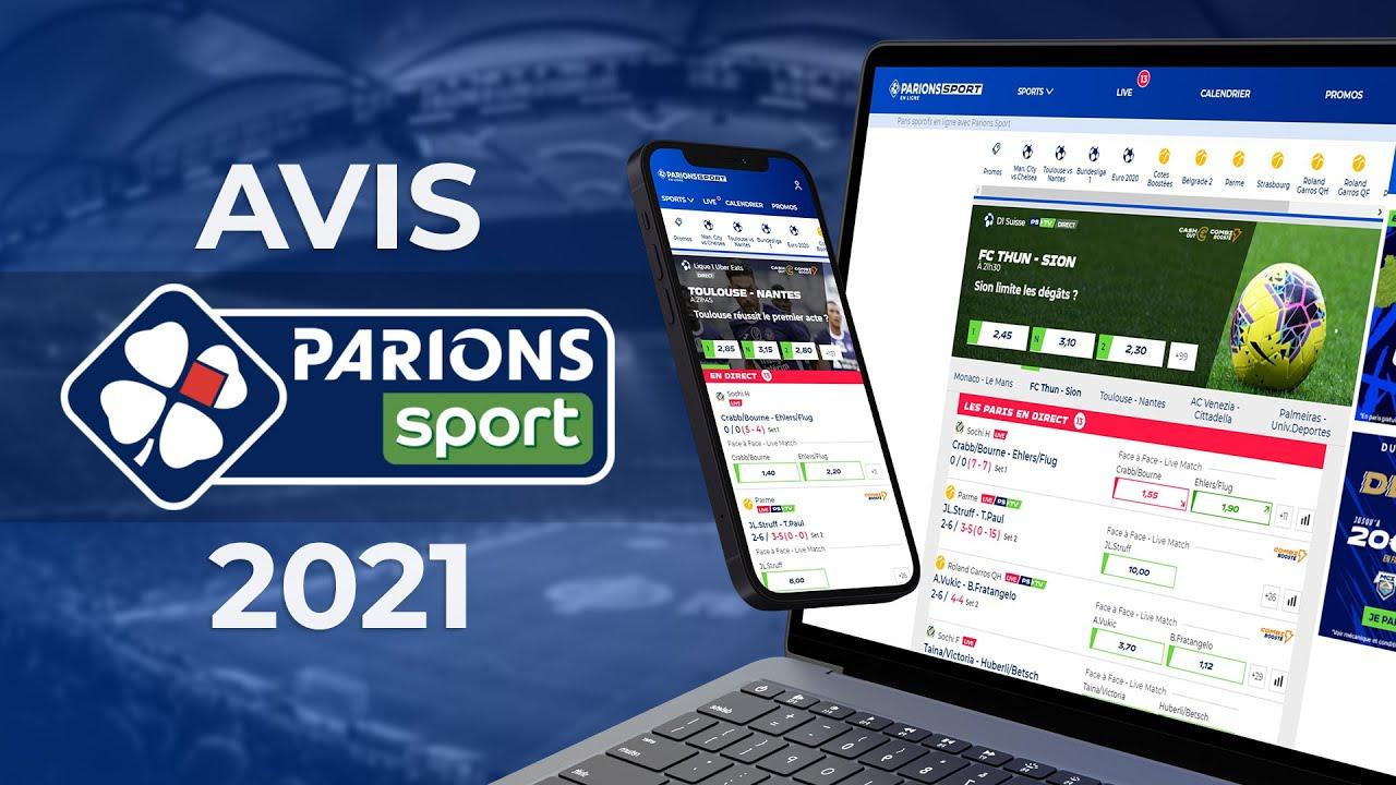 Parions Sport Bookmaker 2021 ᐉ Avis sur le Site de Paris Sportifs video preview