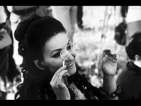 Maria Callas - the Finesse of the French Interview