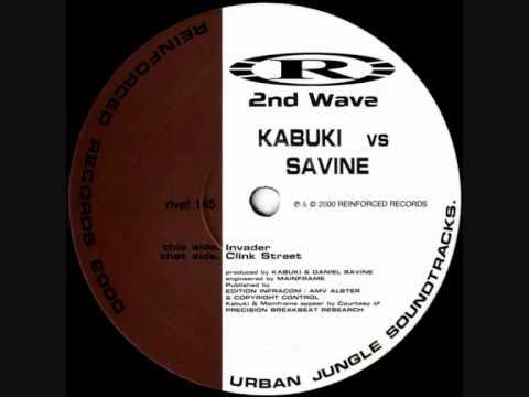 kabuki & savine - invader