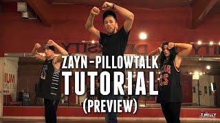 Baixar Zayn PillowTalk Tutorial Preview / David Moore