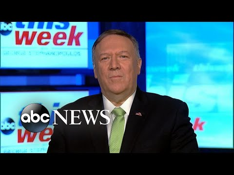 'He's coming home for now': Secretary of State Mike Pompeo on US Taliban negotiator