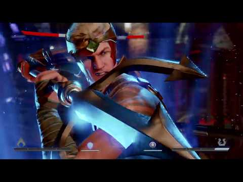 Injustice 2 - Aquaman VS Darkseid