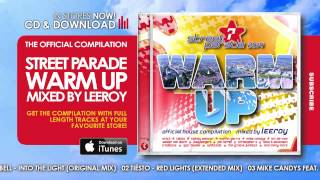 Street Parade 2014 Warm Up (Mixed by LeeRoy) (Minimix)