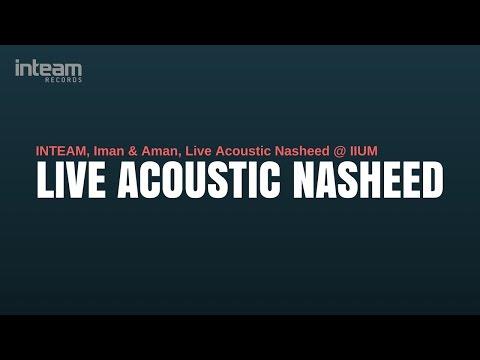 Inteam Ft. Munif Hijjaz - Nur Kasih (Live in Concert)