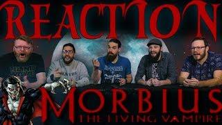 MORBIUS - Teaser Traİler REACTION!!