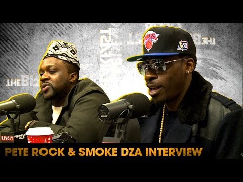 Pete Rock & Smoke Dza Talk Lil Yachty, CL Smooth & Hip Hop Icons