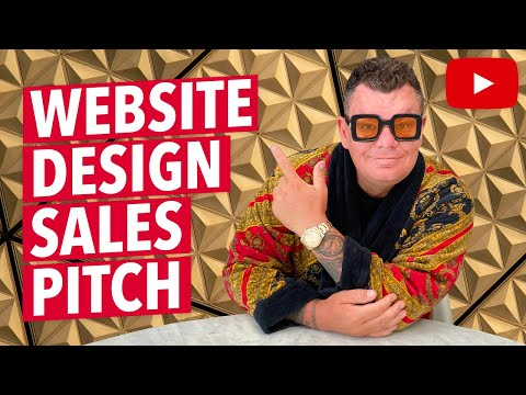 My Website Design Sales Pitch + Subscribers Questions & Answers