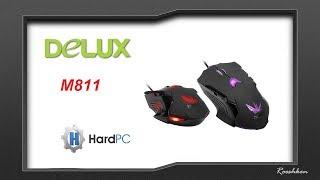 Delux M811 - Prawdopodobnie najtańsza myszka z Avago 9800!