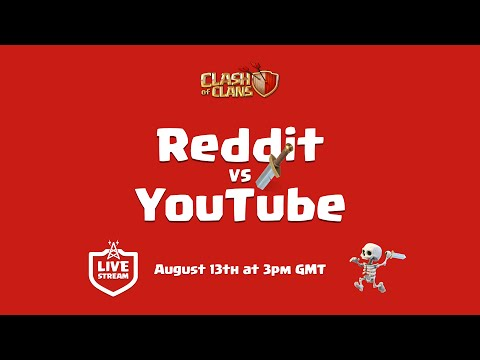 LIVE – Reddit Vs YouTube