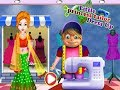 Princess Tailor Clothe Games For Girls, Kids & Children| Kids Learn Tailoring| Android Game Play