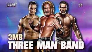 "WWE:3MB Entrance Theme:""Three Man Band""(iTunes) + Download Link & Lyrics! ᴴᴰ"