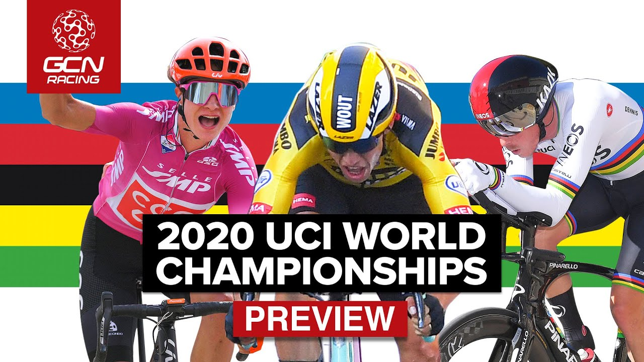 GCN's UCI World Road Race Championships 2020 Preview Show