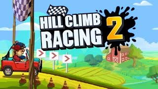 MOST ADDICTIVE HILL CLIMBING GAME IS BACK!!! - Hill Climb Racing 2 | (IOS/Android)