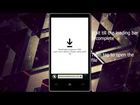 Vba Windows Phone Descargar Rooms