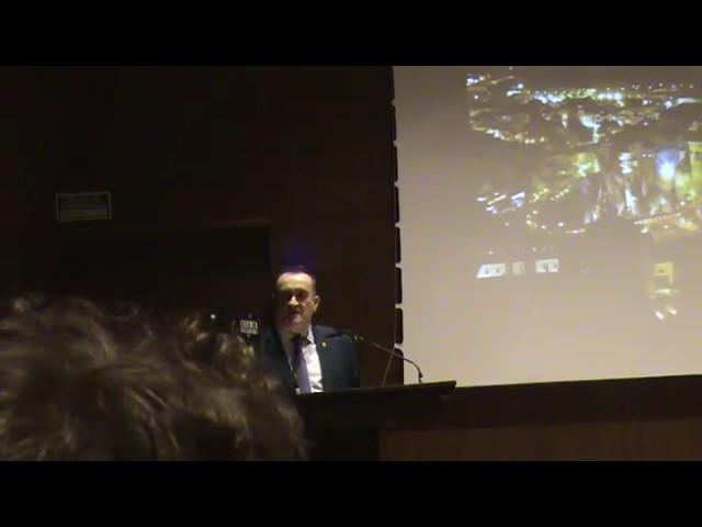 Presentación de la Semana Santa de Cuenca, declarada de Interés Turístico Internacional, junto a las Publicaciones Oficiales de la Junta de Cofradías para este año 2017