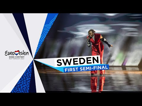 Tusse - Voices - LIVE - Sweden 🇸🇪 - First Semi-Final - Eurovision 2021