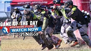 2014 Paintball Game of the Year?  Infamous vs Dynasty at World Cup