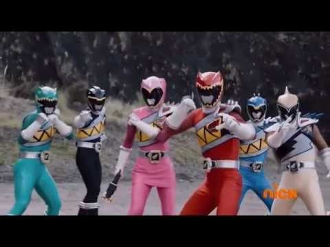 Power Rangers Dino Supercharge Episode 14 Silver Secret Full