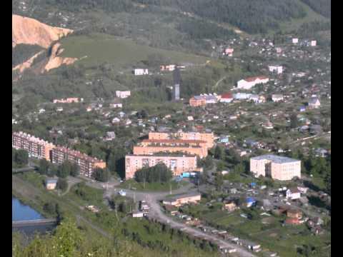 город Таштагол