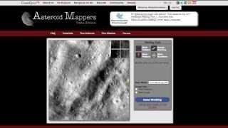 CosmoQuest Asteroid Mappers: Vesta Edition Tutorial 2017